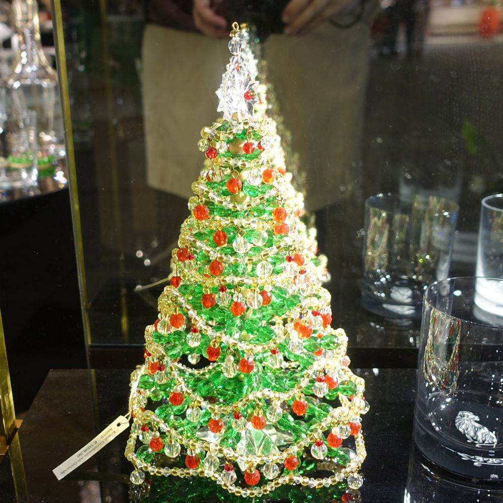 Christmas Tree - Lobmeyr - Weihnachtsbaum