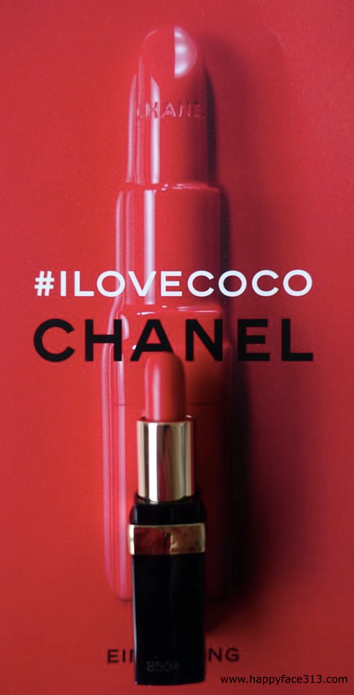 HappyFace313-Chanel-Rouge-Coco-4