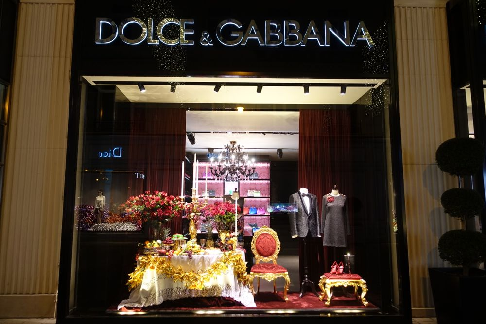 HappyFace31323-Window-shopping-Vienna-Dolce-Gabbana