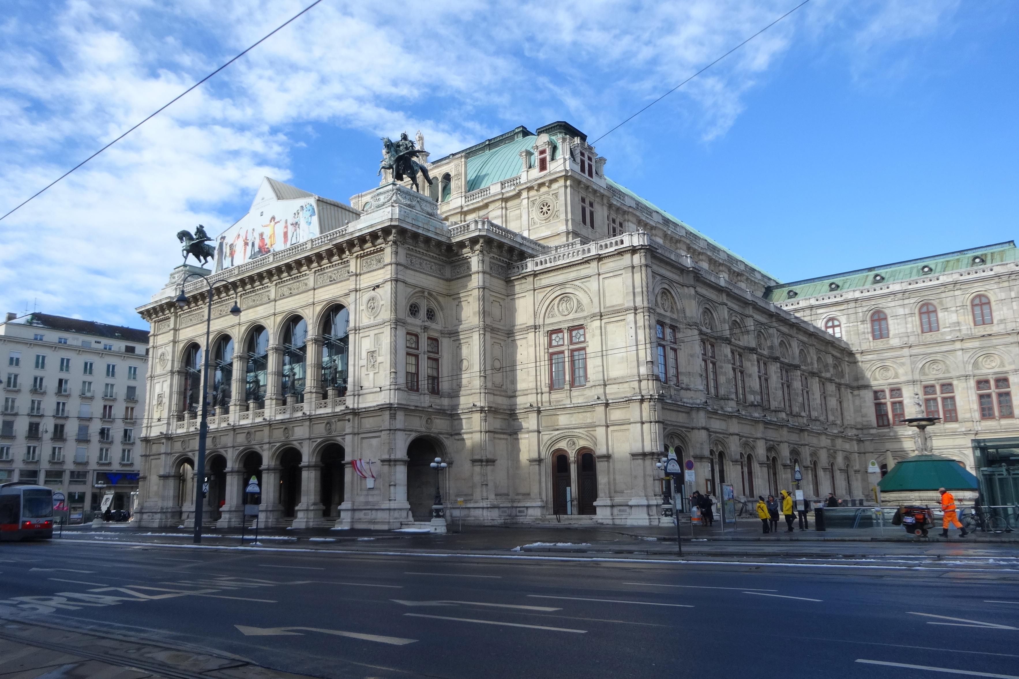Staatsoper Wien - Vienna State Opera