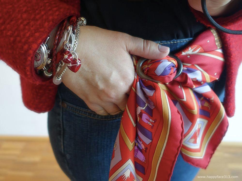 armcandy: New One, Pandora, Thomas Sabo; MaiTai Collection scarf ring