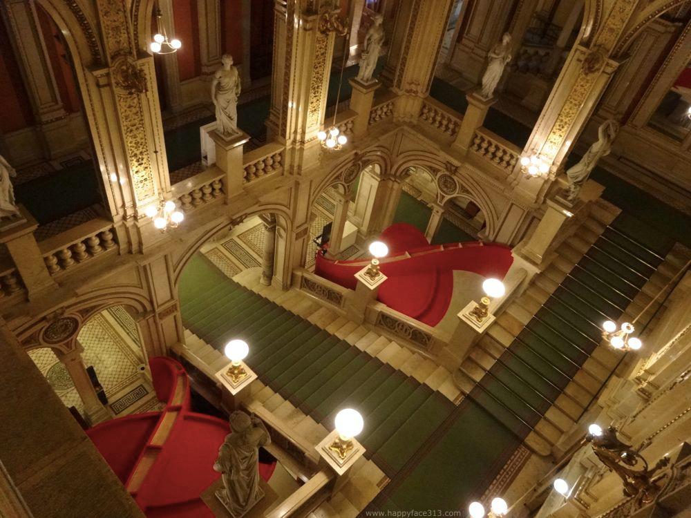 Vienna State Opera Foyer
