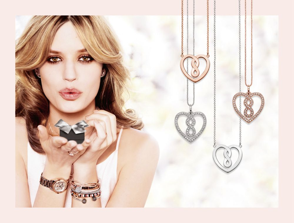 THOMAS SABO MotherÔs Day Campaign 2016