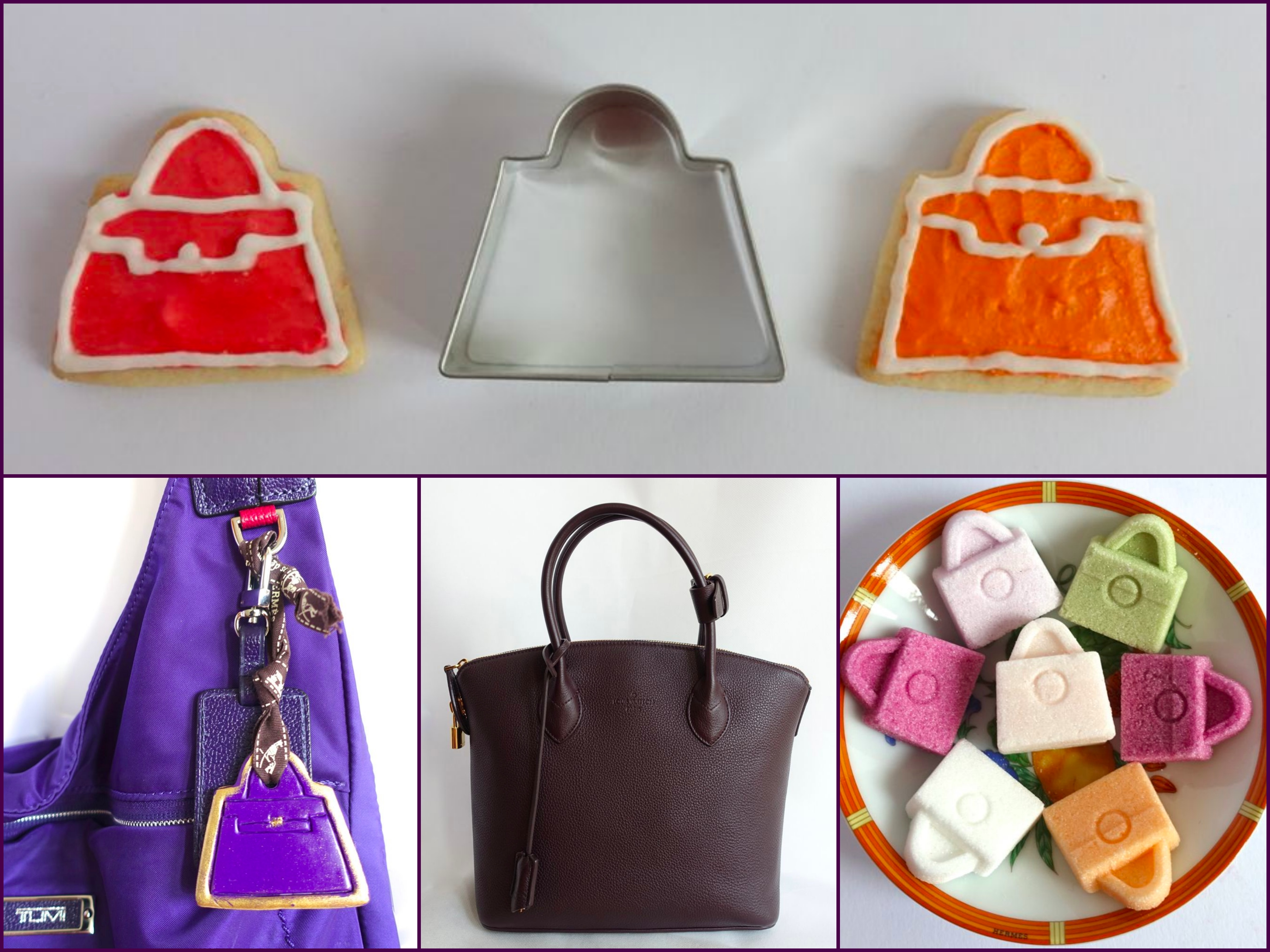 Jede Frau braucht eine Tasche / Every woman needs a bag