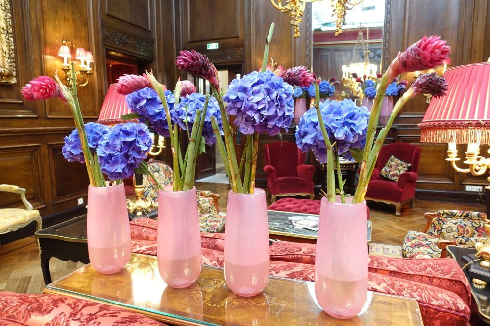 passende Blumen / matching flowers