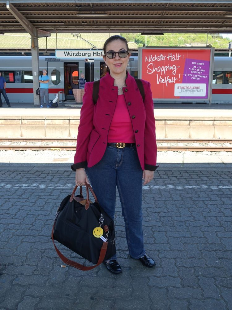comfy in jeans when traveling / bequeme Jeans auf Reisen