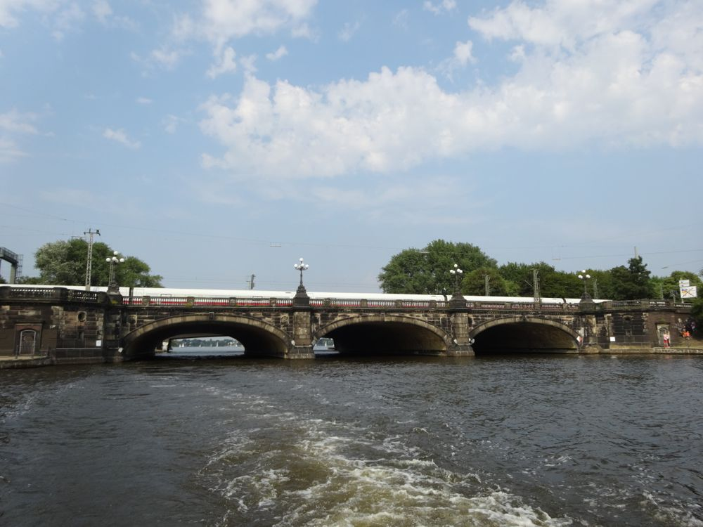 Lombardsbrücke - Hamburg - Lombard's bridge