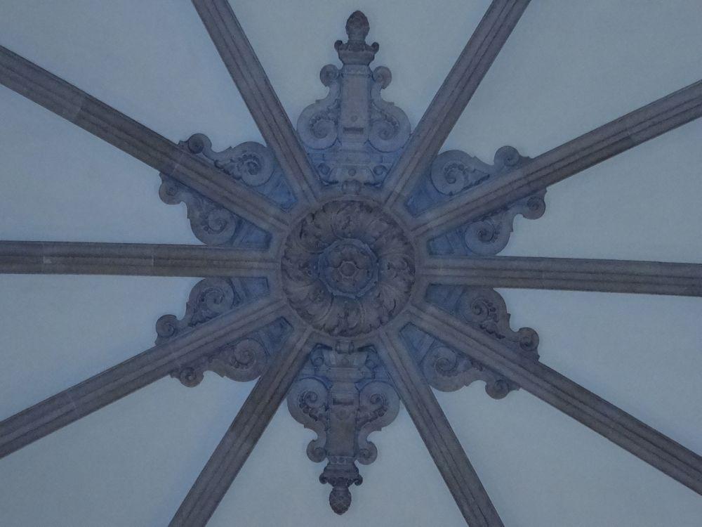 Rathaus Hamburg - Decke / the town hall's ceiling