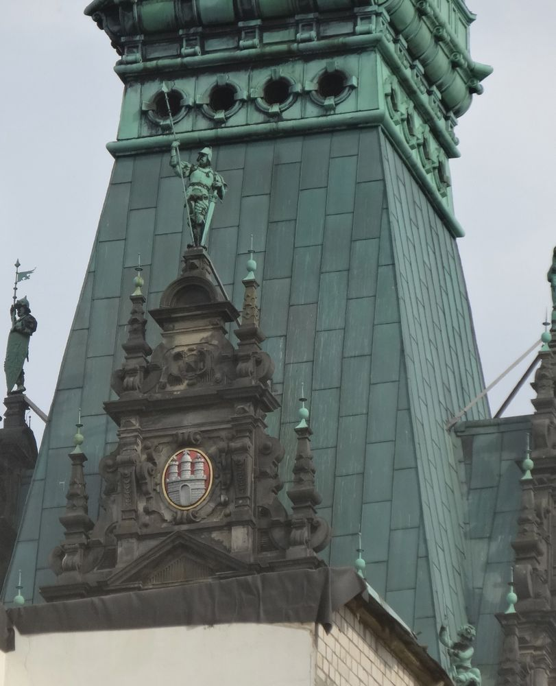 Detail - coat of arms