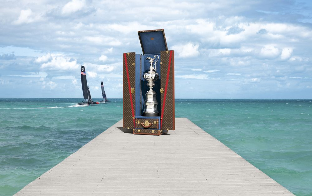 © Louis Vuitton America's Cup