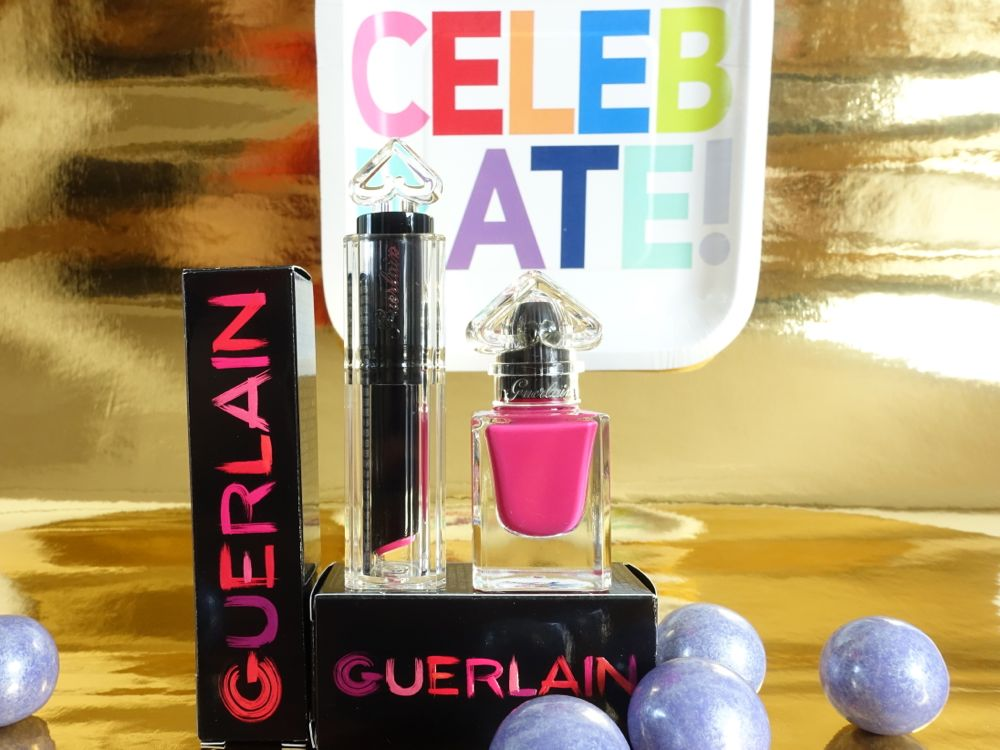 GUERLAIN La petite Robe noire Lip Colour and Nail Polish