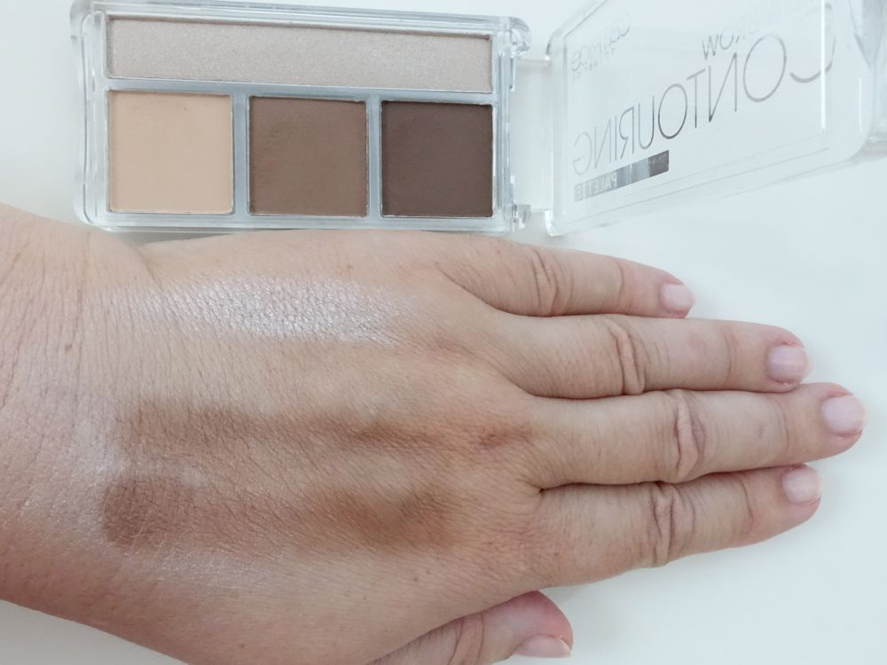 CATRICE Eye & Brow Contouring Palette - 020 but first, hot coffee!