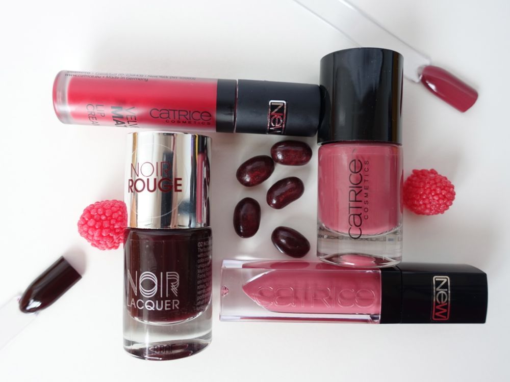 CATRICE Lips and Nails