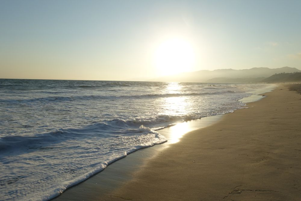 Sonnenuntergang - Santa Monica - sunset