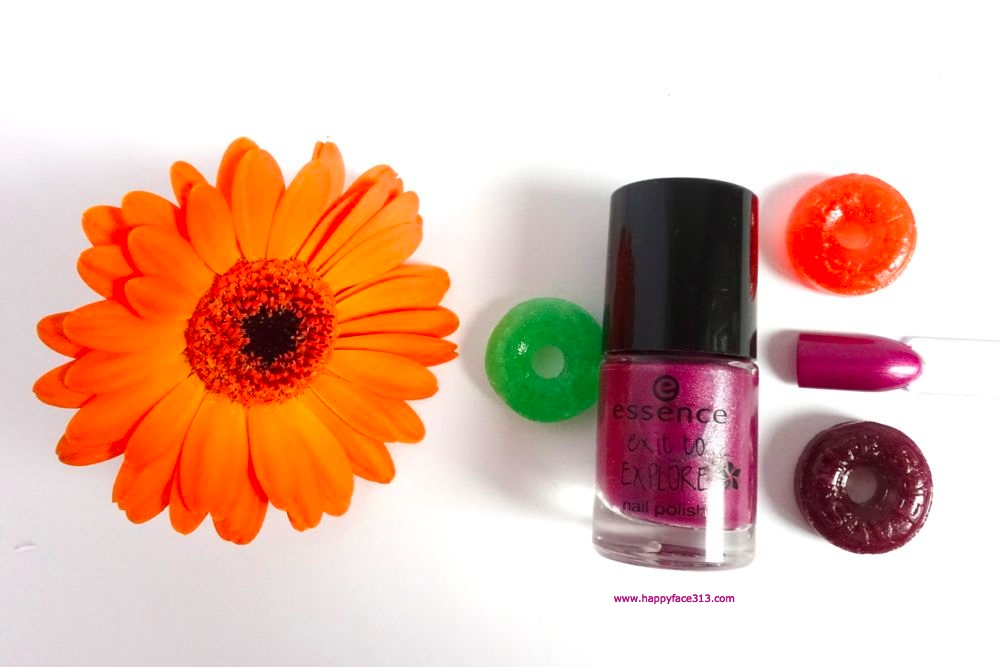 essence Nagellack 03 queen of the amazons