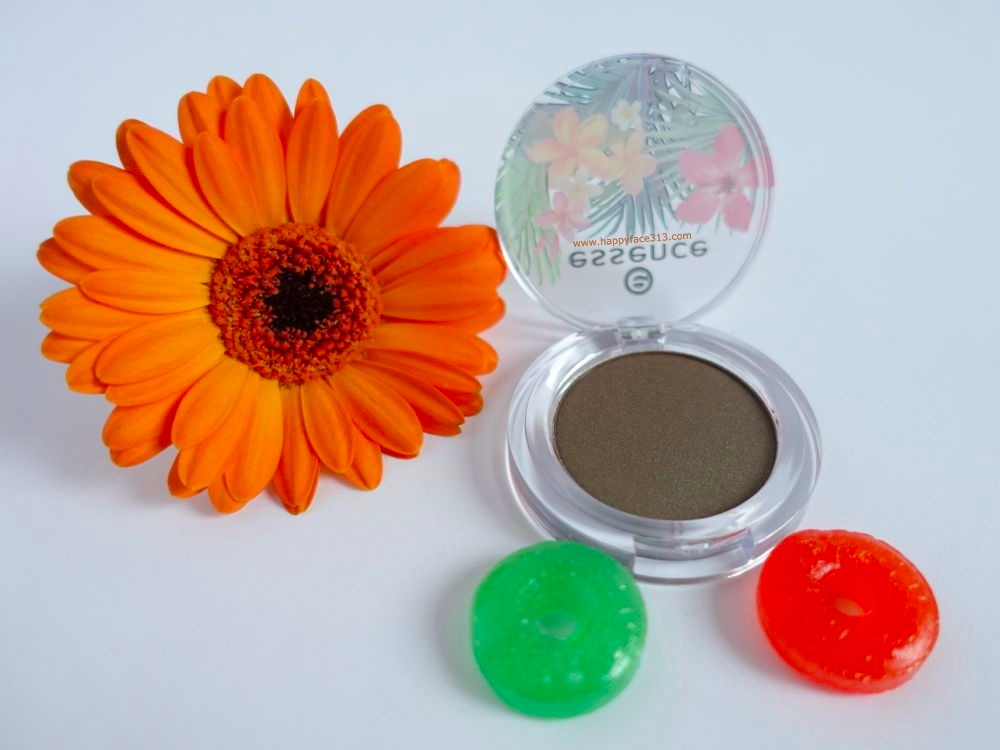 essence eyeshadow 01 you can, toucan