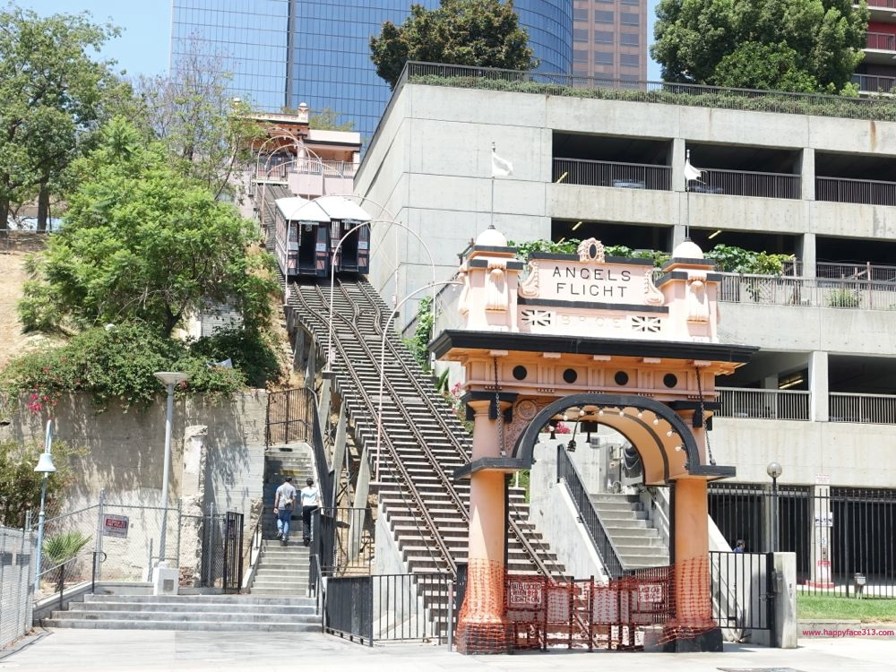 HappyFace313-Angels-Flight-Los-Angeles-funicular-railway