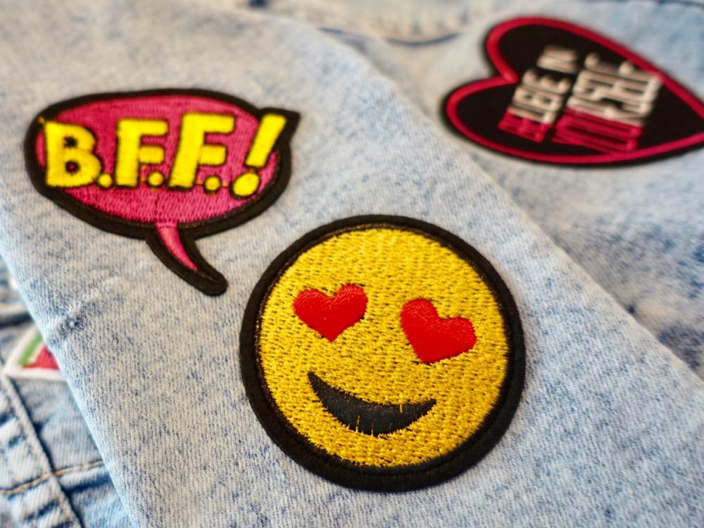 fruehlings-frisch-Jeansjacke-HappyFace313