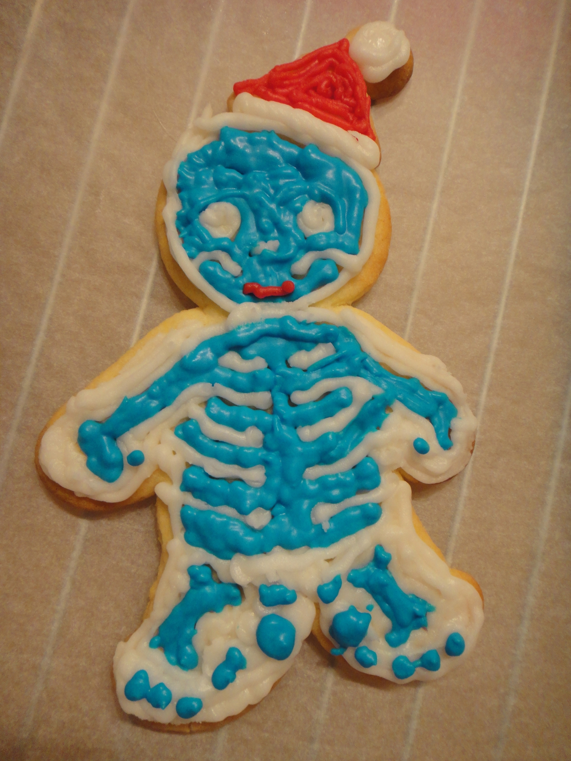 limited edition ;-) one of a kind ;-) Gingerdead Man