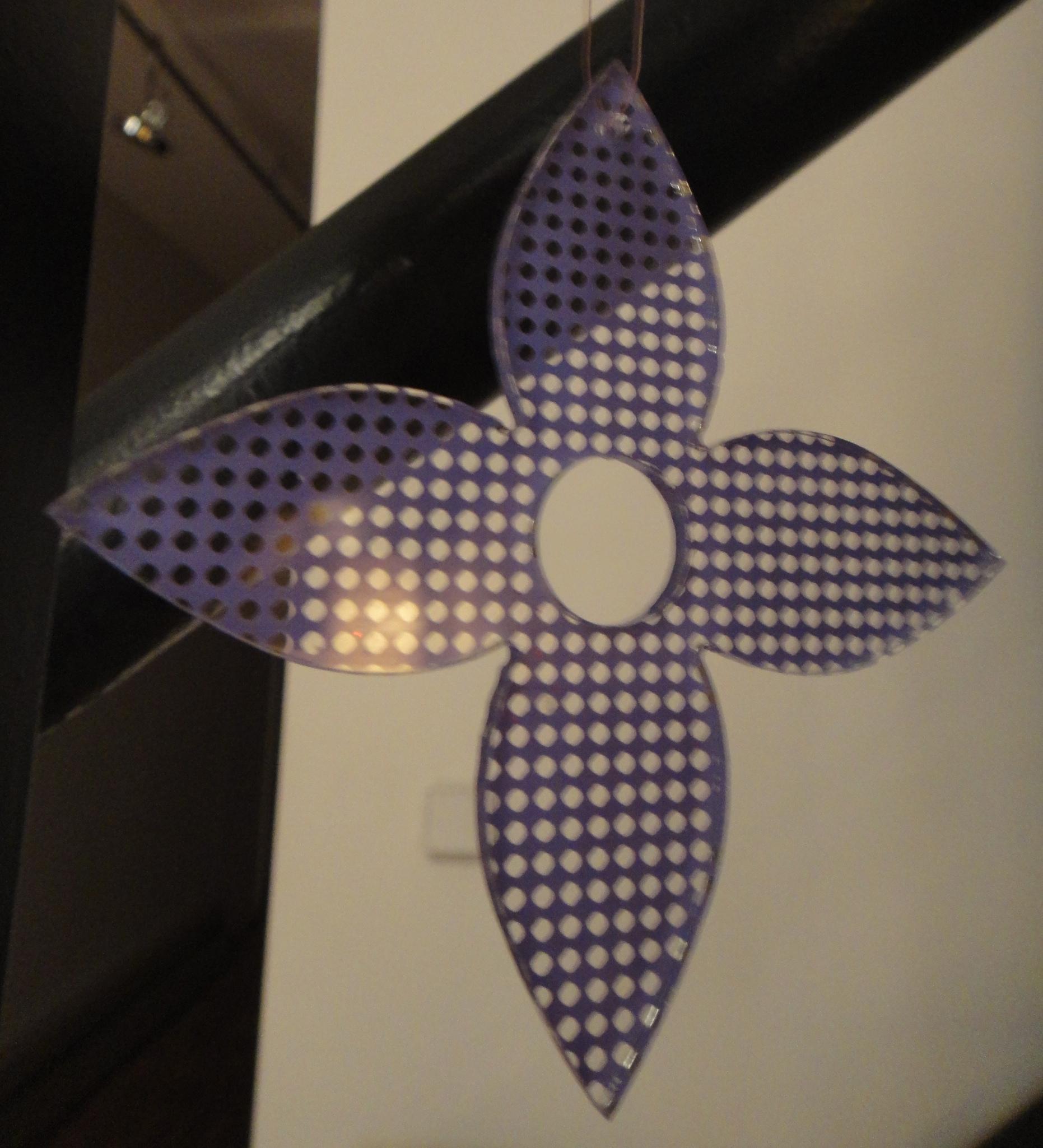 authentic Louis Vuitton Christmas ornament