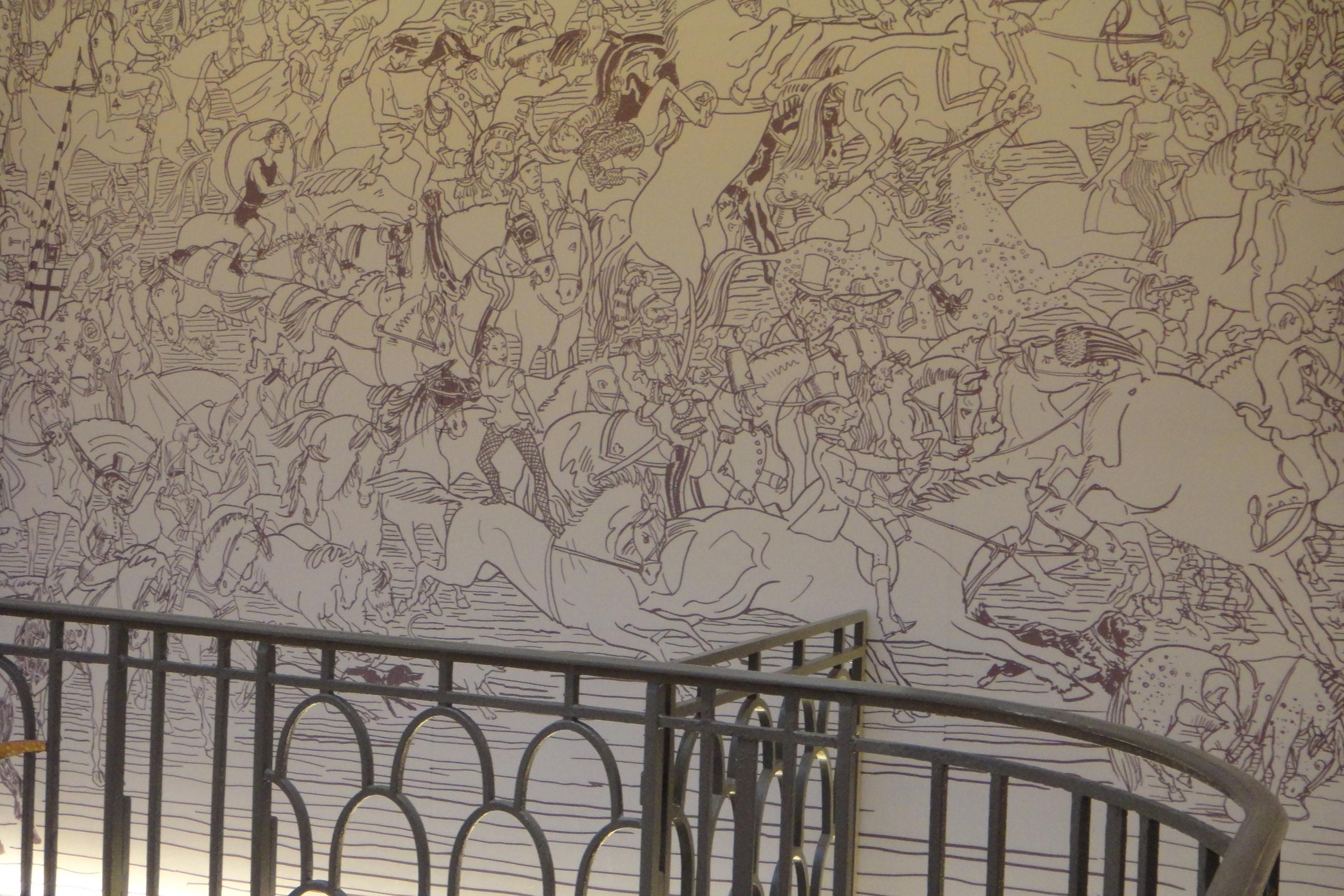 Hermès Rue Sevres - wallpaper