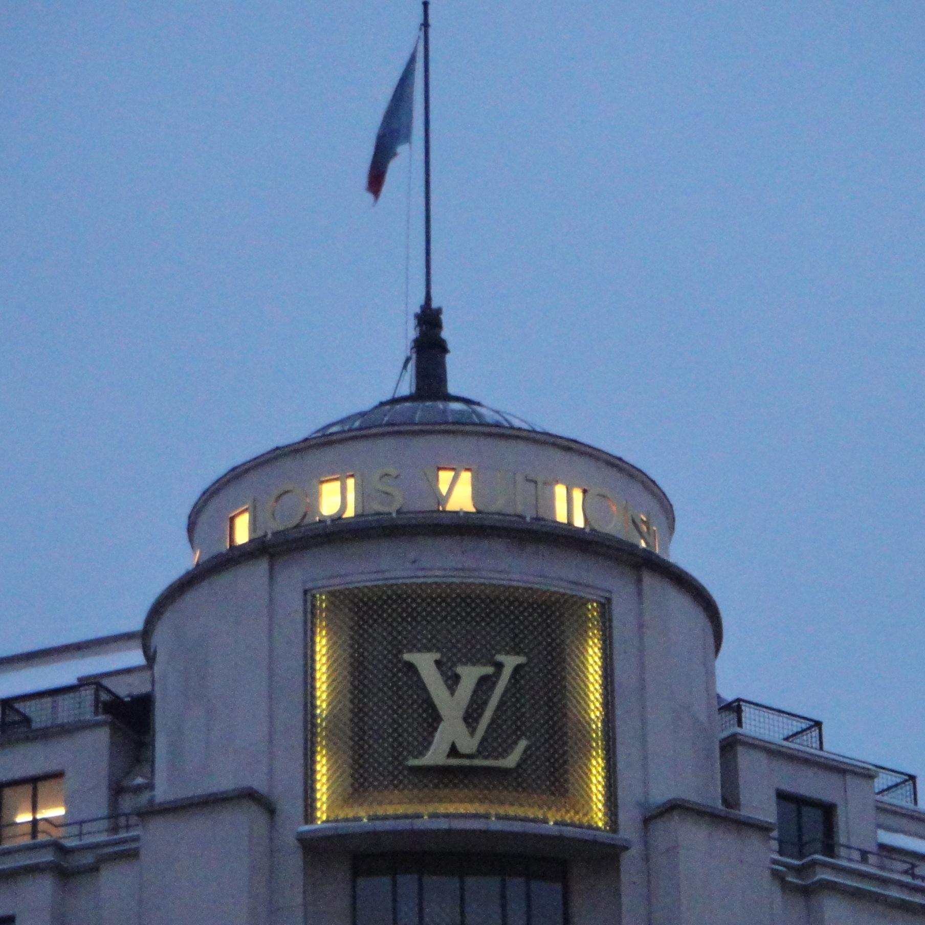 Louis Vuitton Maison Champs Elysees