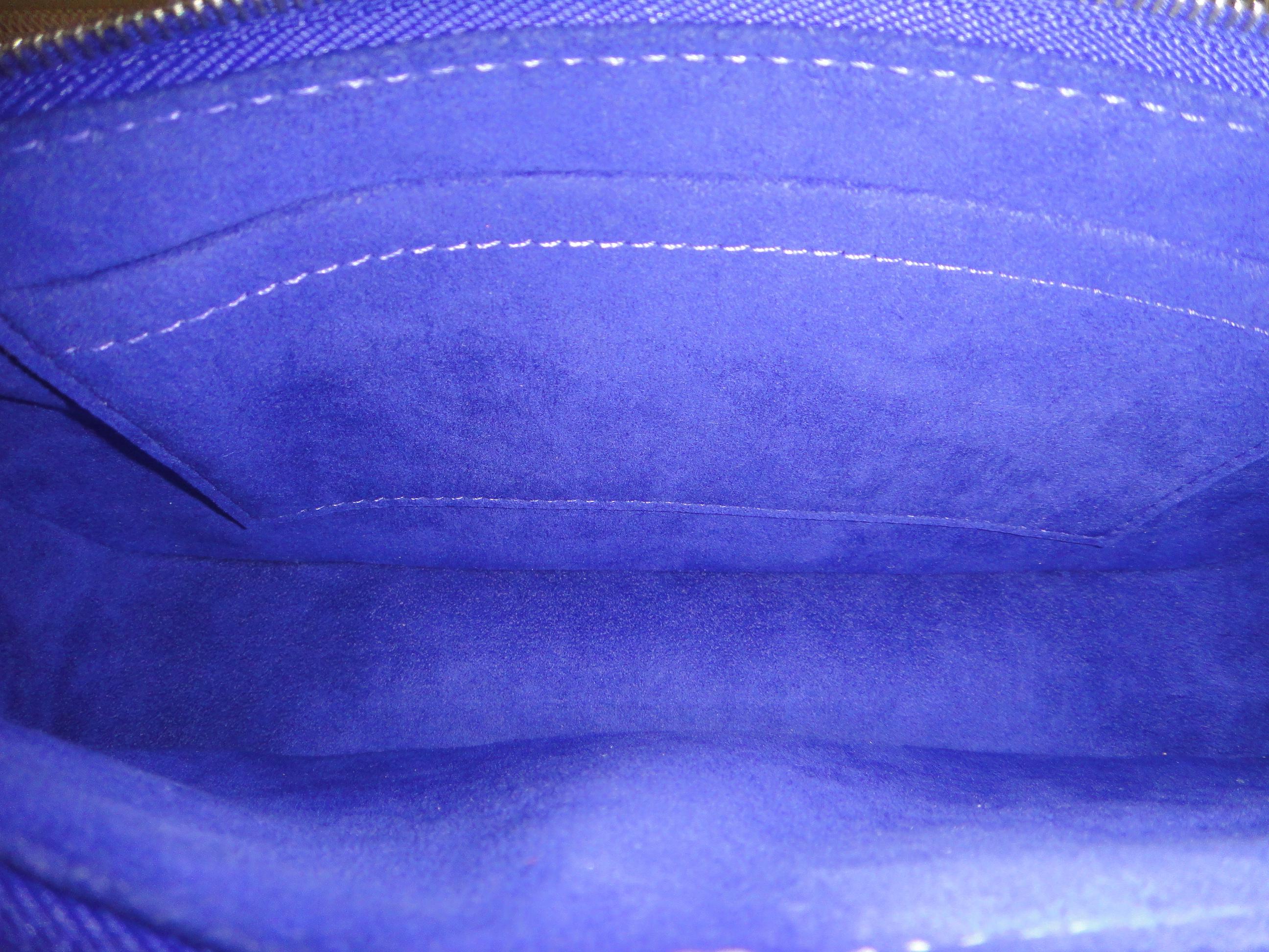 inside of new LV Epi Pochette Accessoires - FIGUE
