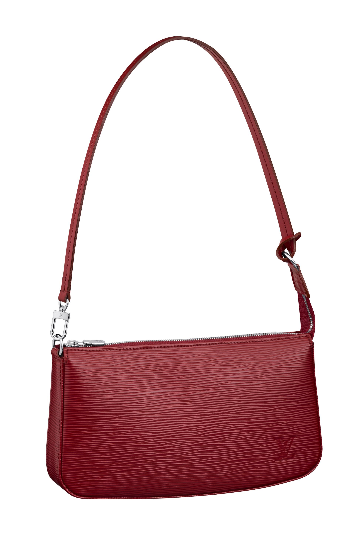 Louis Vuitton Pochette Accessoires - CARMIN