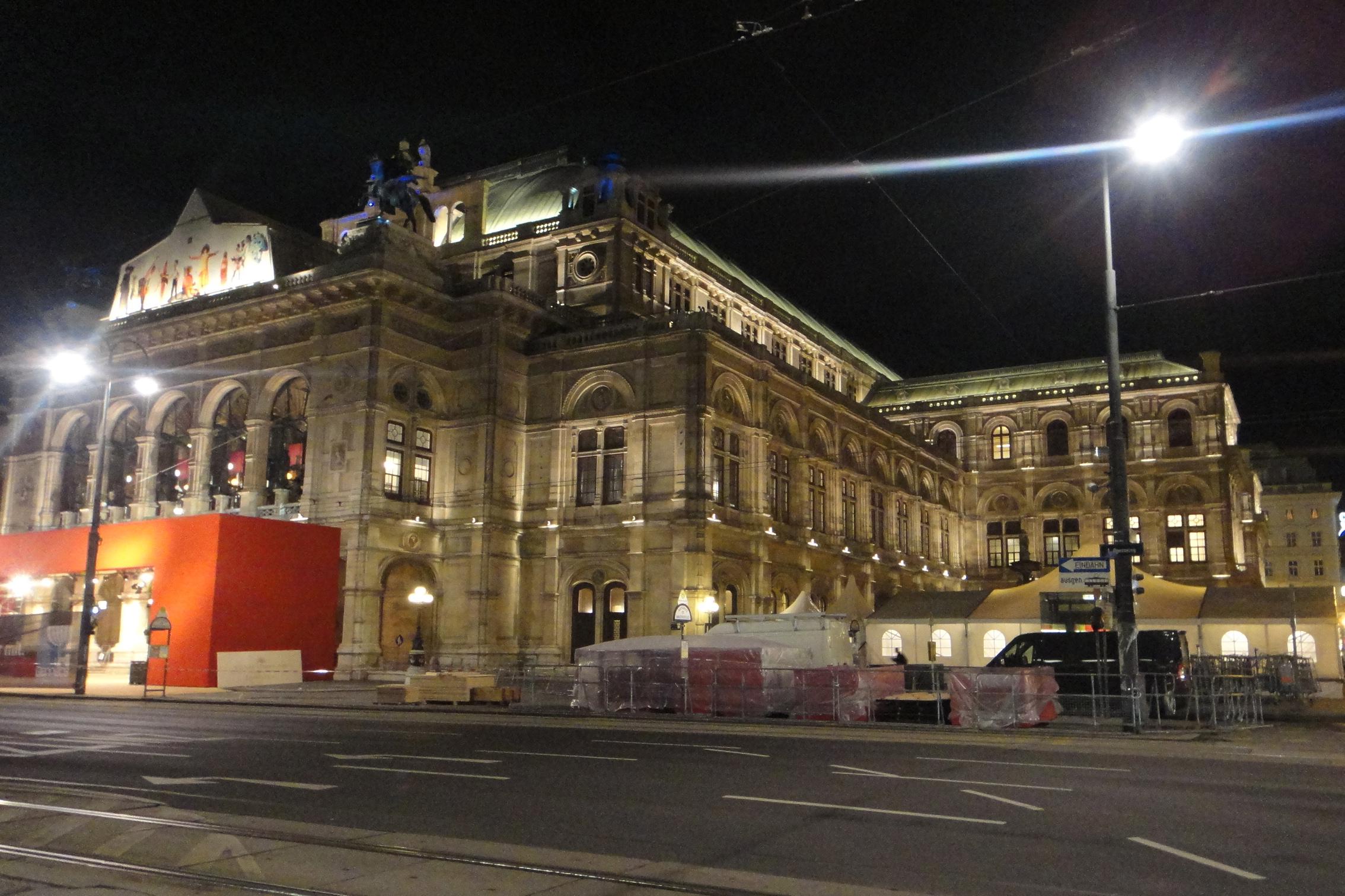 Vienna State Opera - Wiener Staatsoper