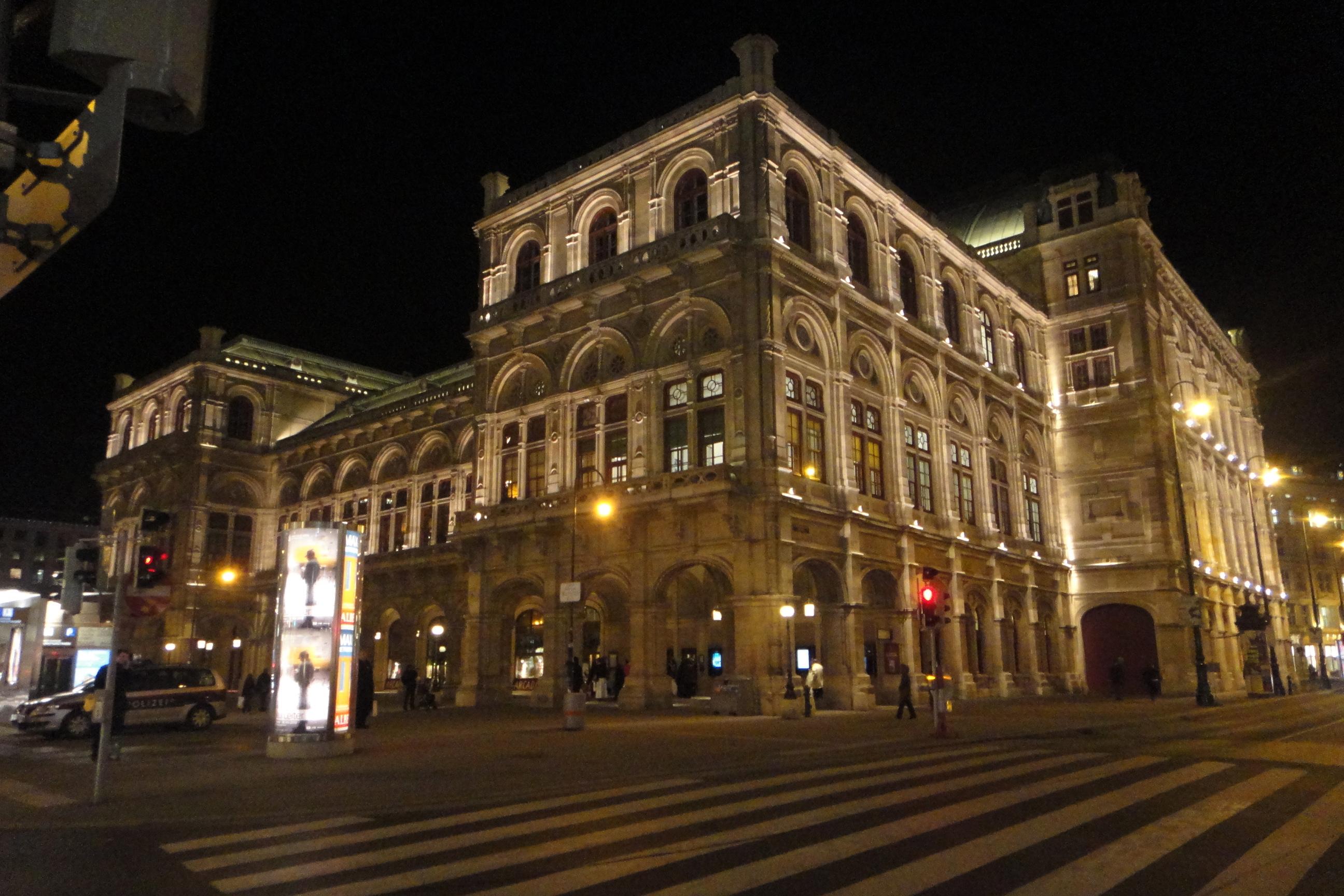 Vienna State Opera - Staatsoper Wien