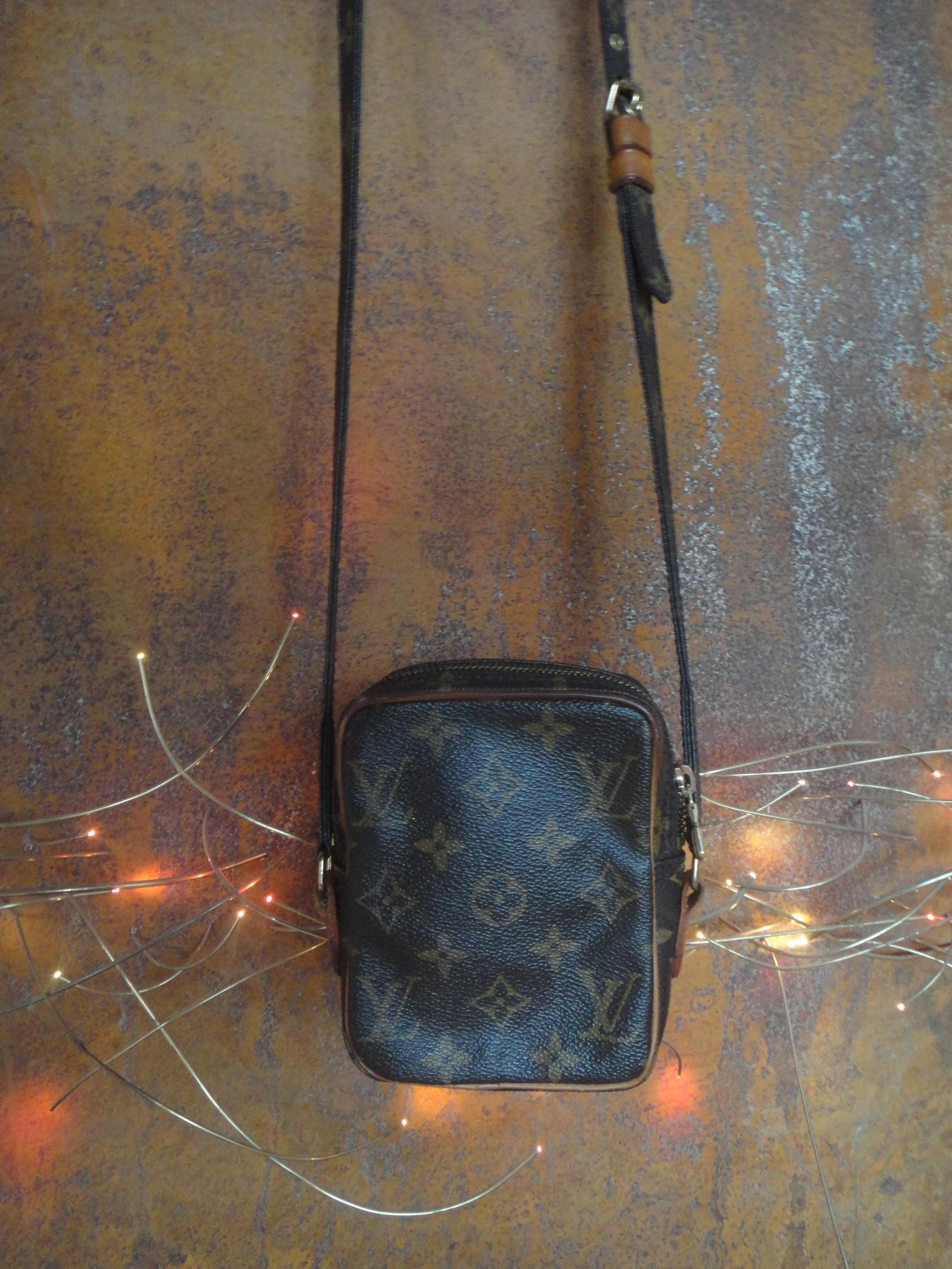 My first Louis Vuitton bag  - DANUBE - meine erste Louis Vuitton Tasche