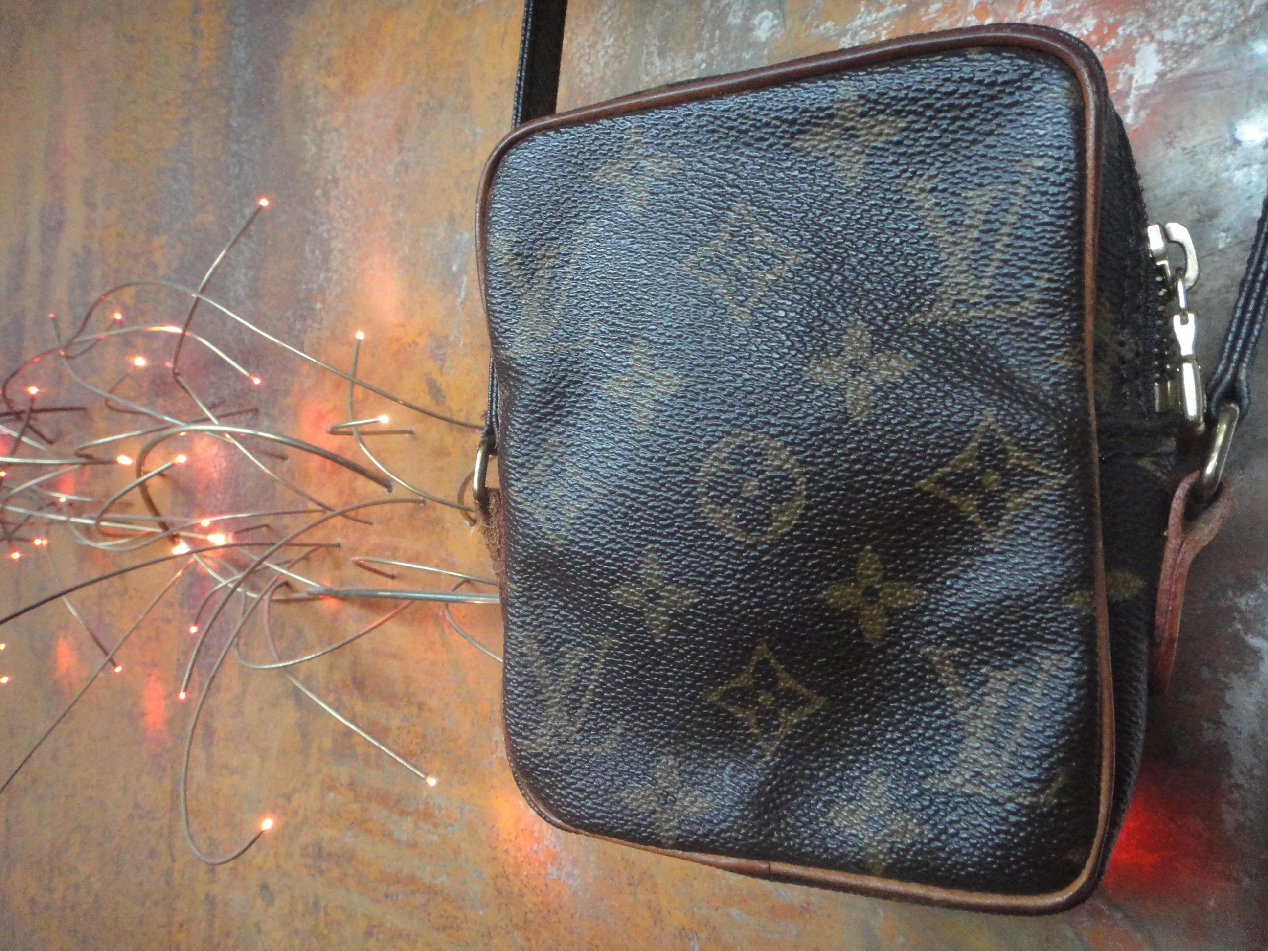 Louis Vuitton DANUBE           Rust picture by artist REKLA / Rostbild des Künstlers REKLA