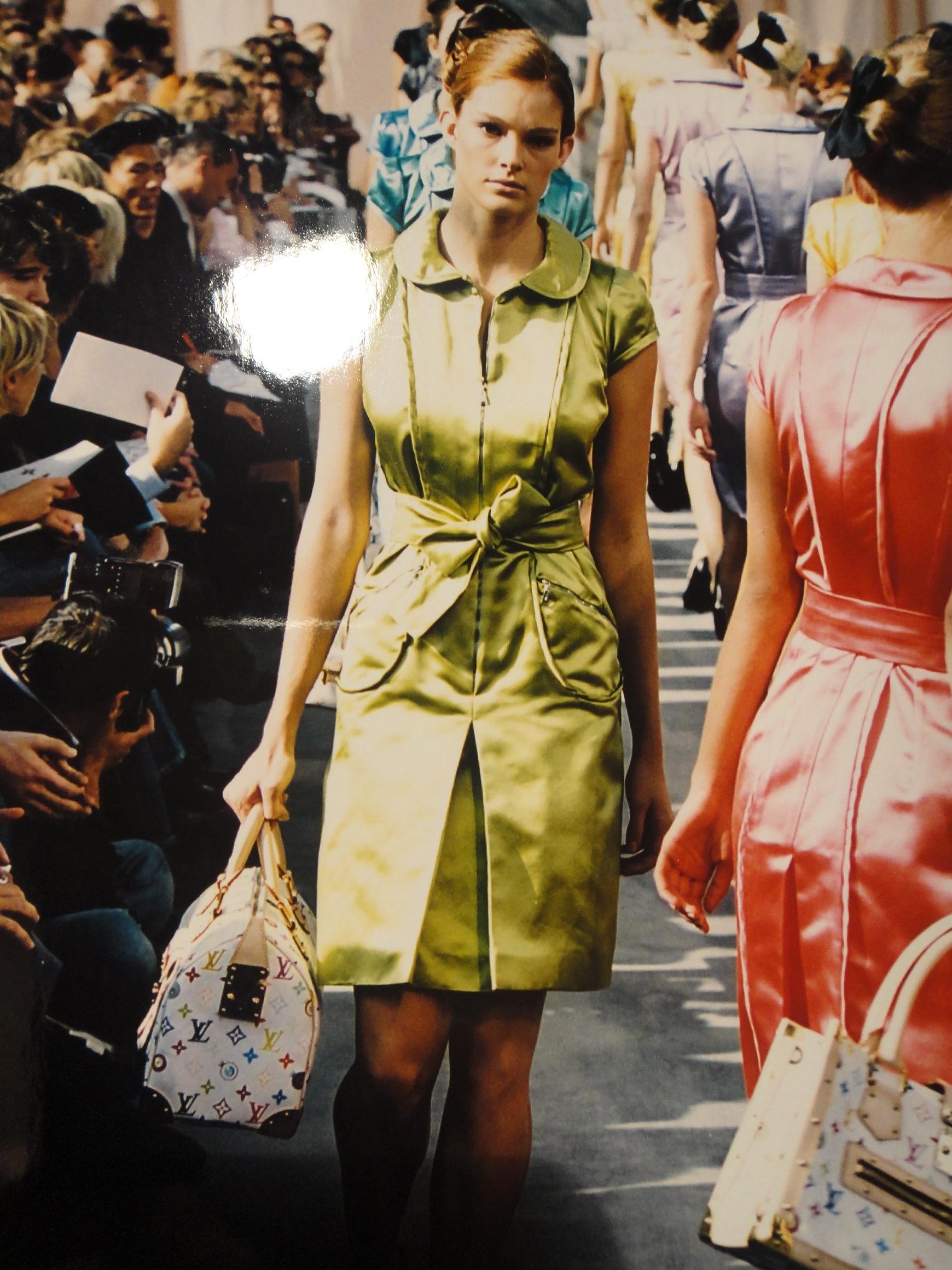 Louis Vuitton Spring Summer collection 2003