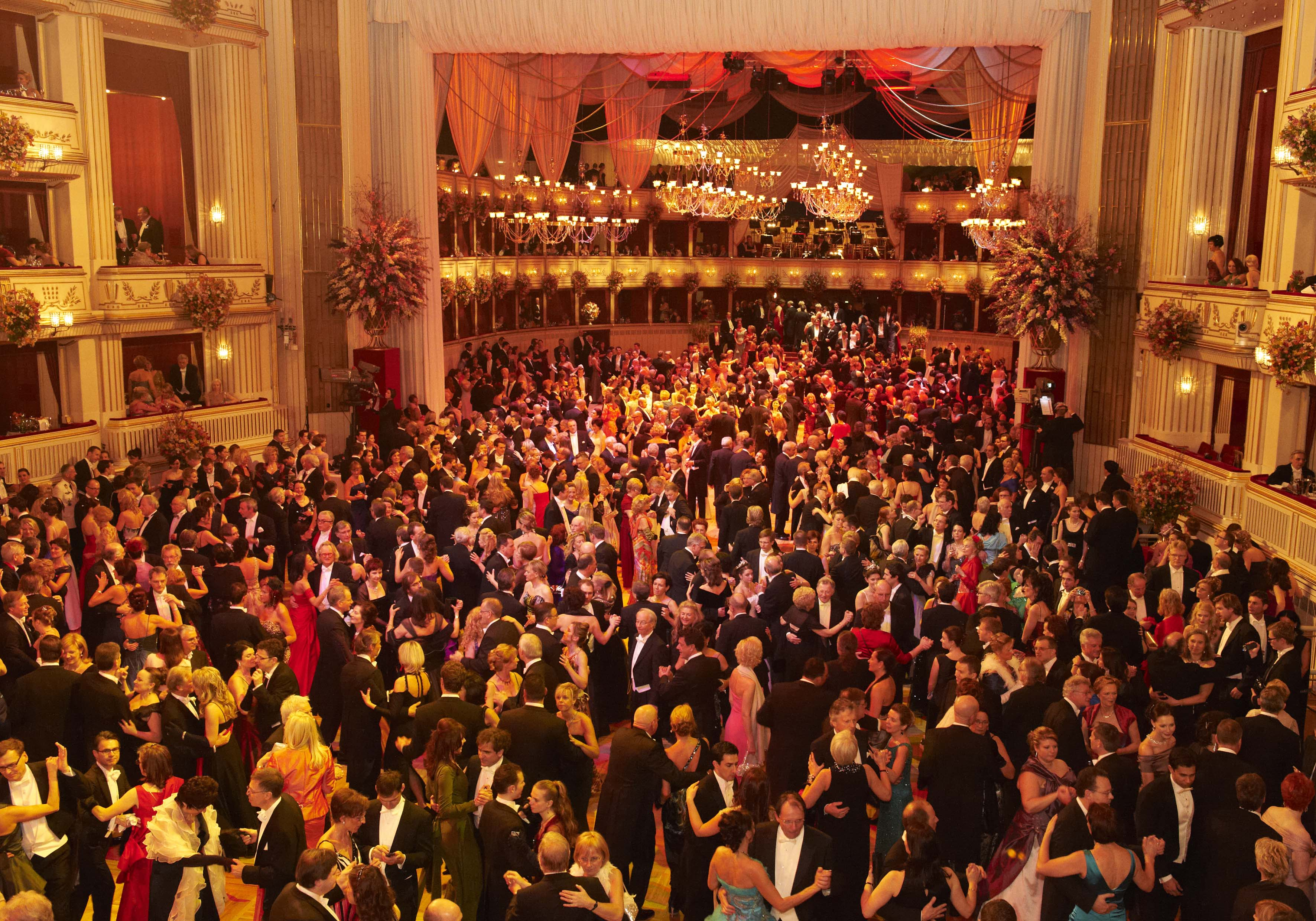 (c) Vienna State Opera, Michael Pöhn, Opera Ball 2012