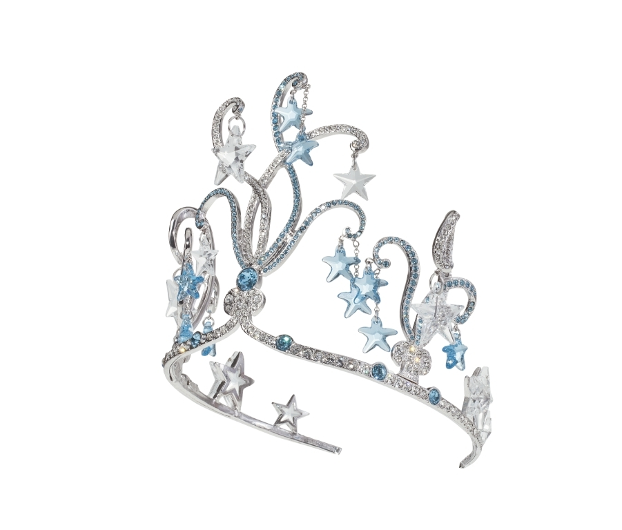 Swarovski Sissi's Dreams Tiara for Opera Ball 2013