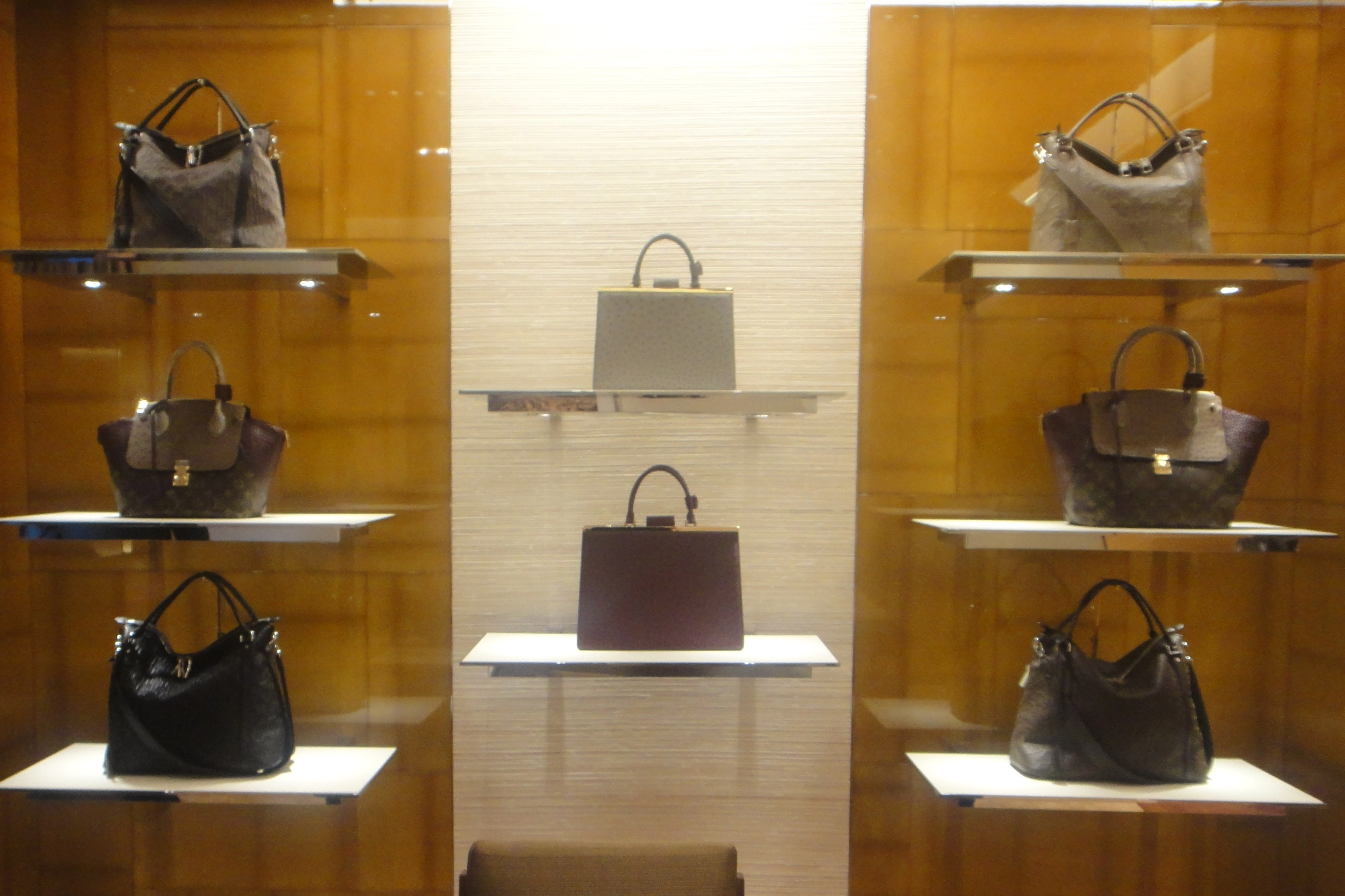 the latest handbags - Louis Vuitton - aktuellste Handtaschen