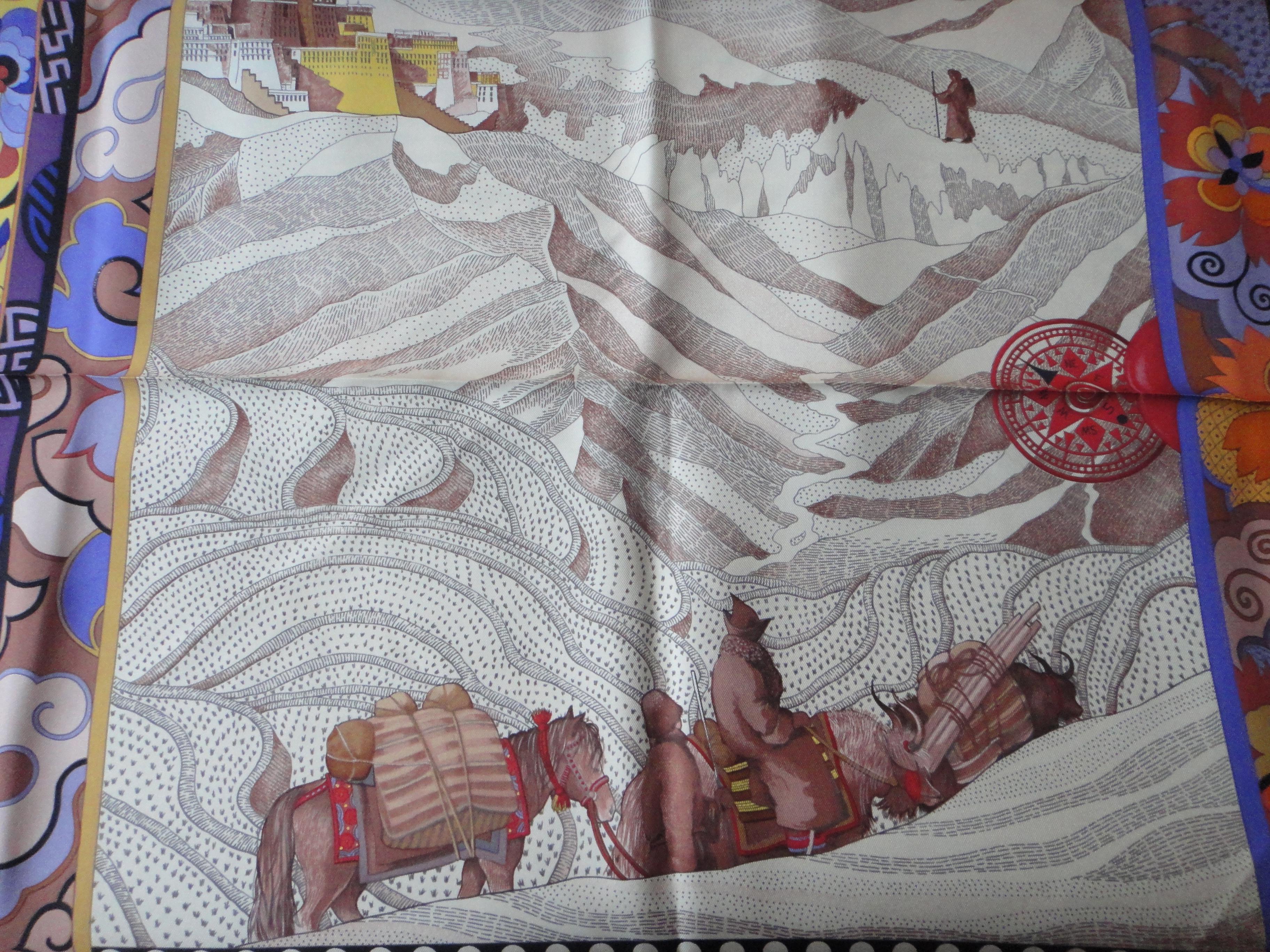 Alexandra David-Neel & Lama Yongden in Tibet