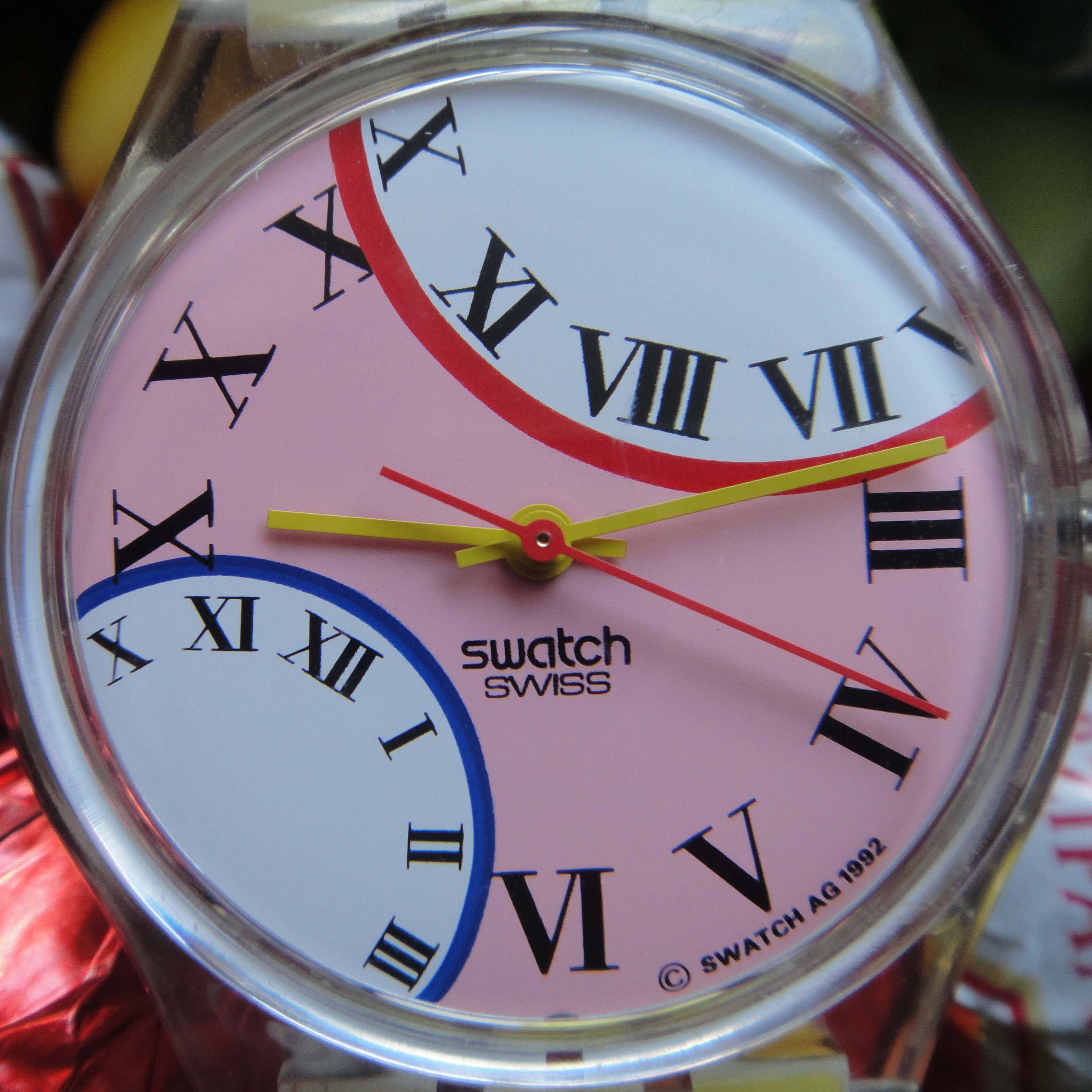 swatch Egg's Dream 1992