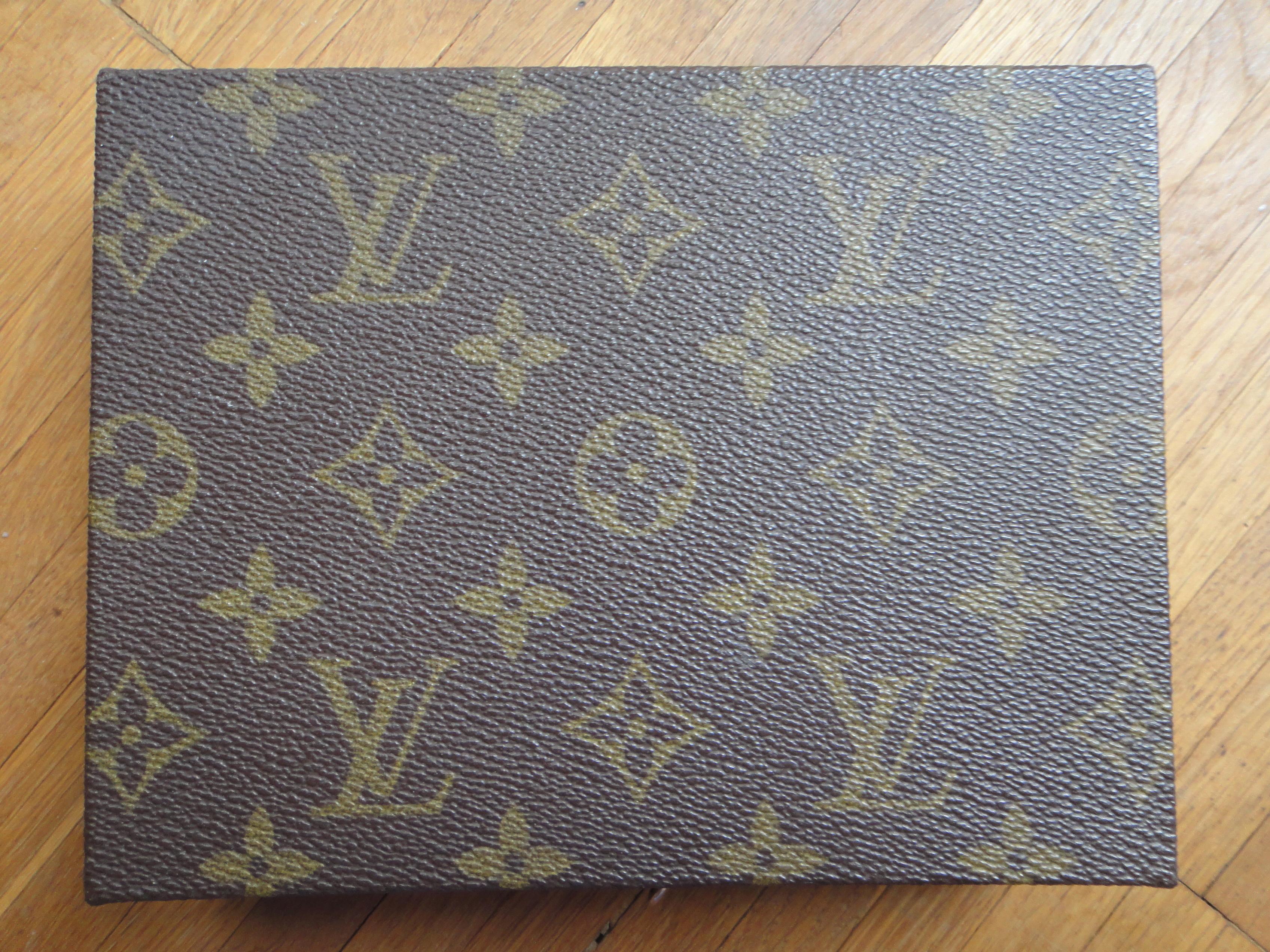 Louis Vuitton Boite Bijoux 17