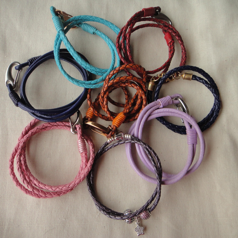 Armbänder - New One, Pandora, selbst gemacht - bracelets