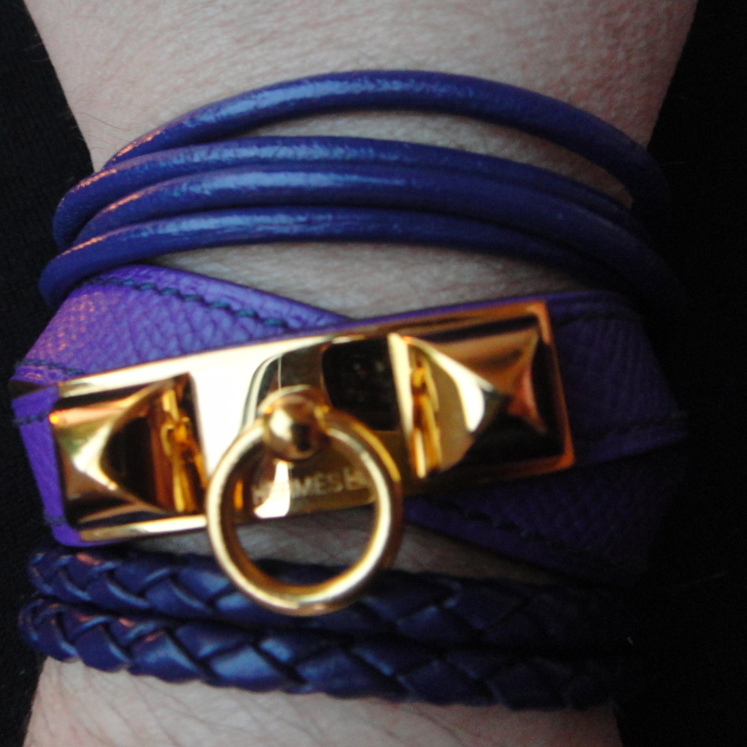 Rivale + New One bracelets /  Armbänder