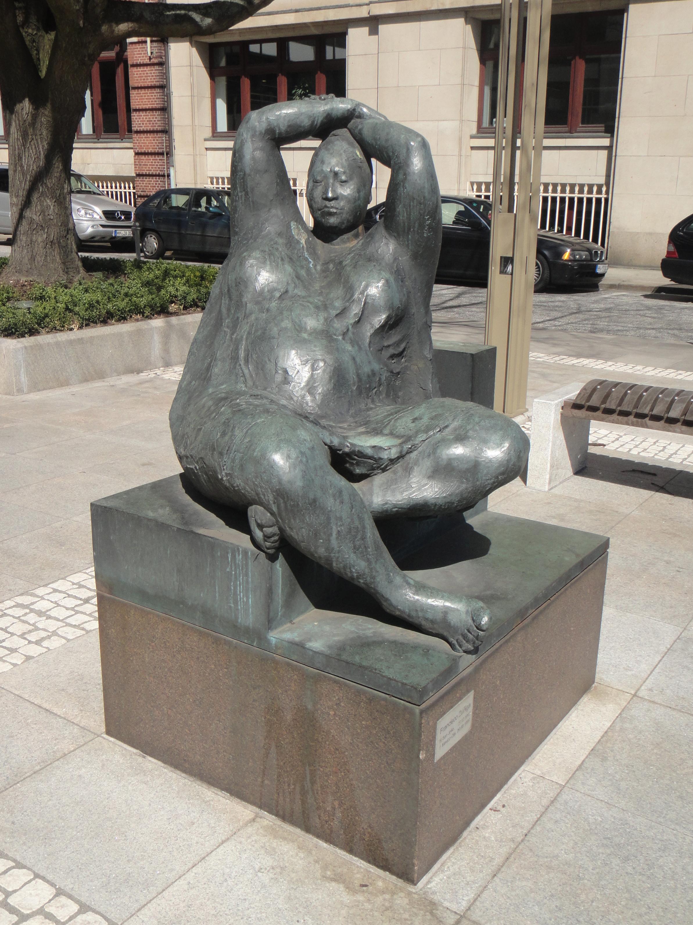 Francisco Zuniga 1912 - 1998