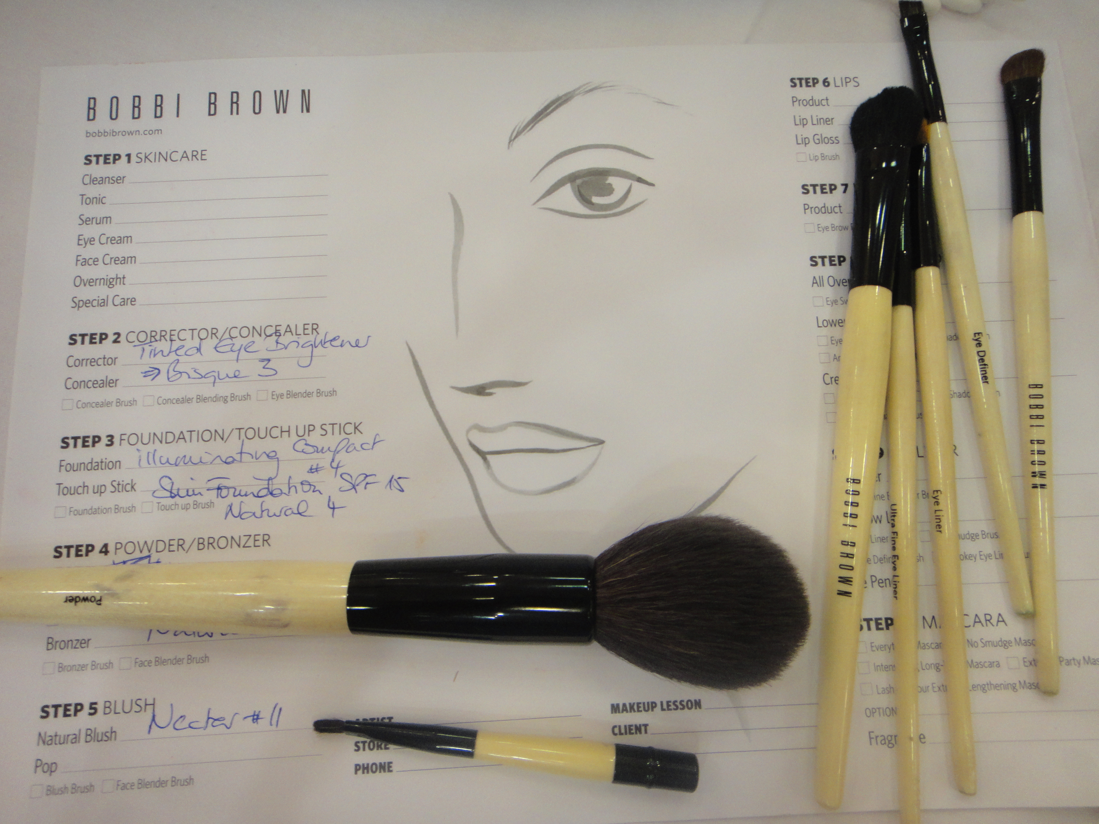 Pinsel - Bobbi Brown - brushes