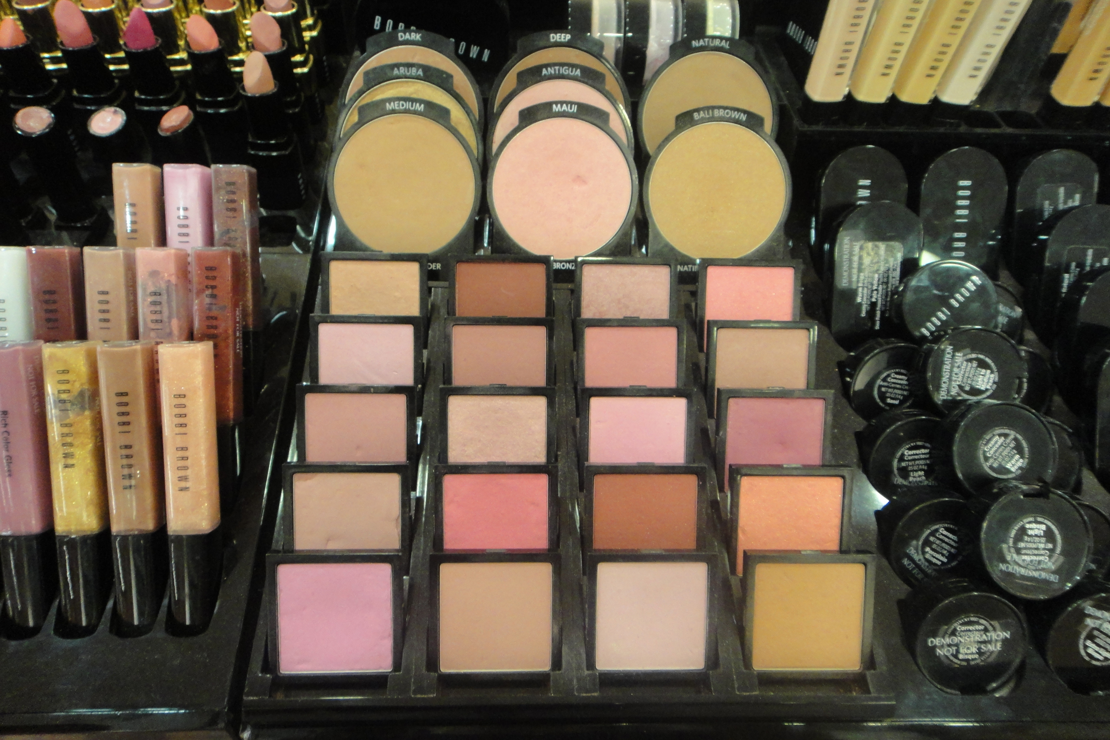 Bobbi Brown Blush & Bronzer