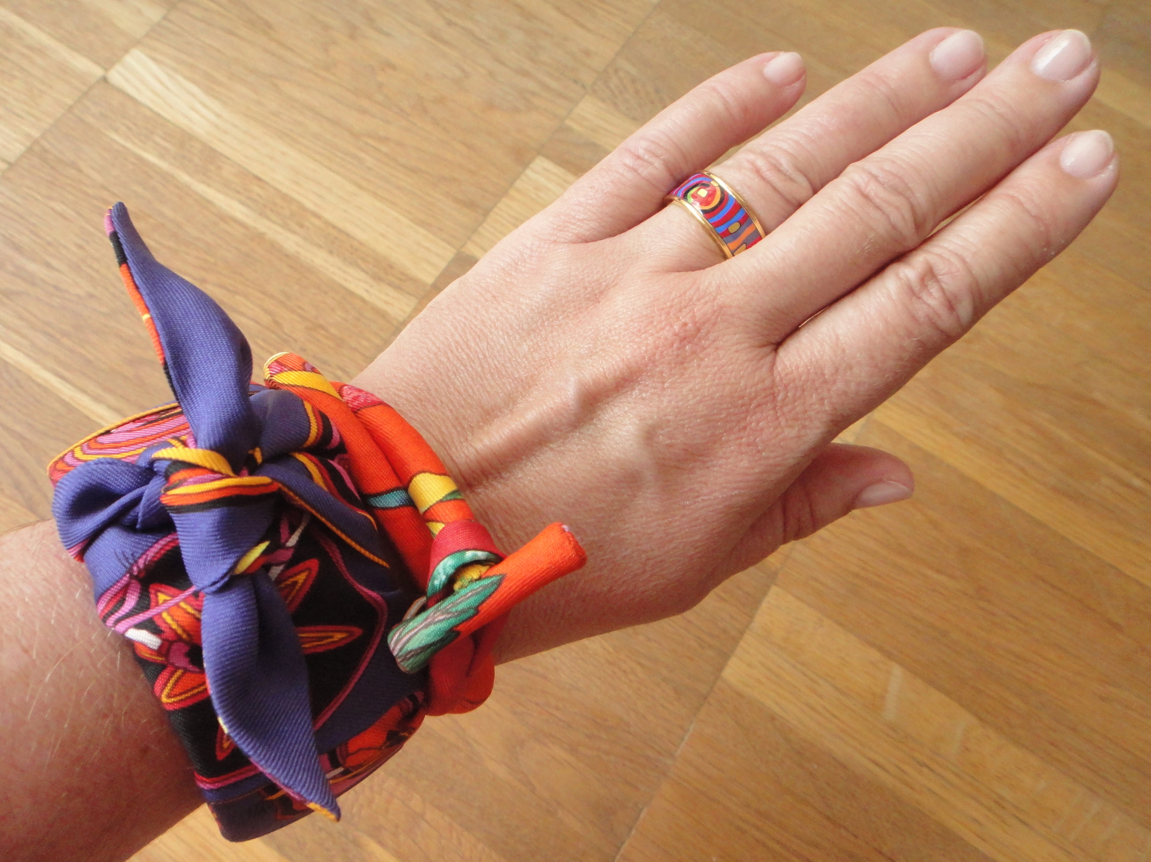 Le petit h Armband, Twilly & Ring