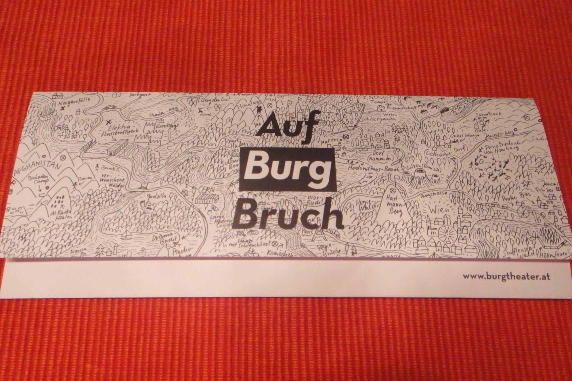 Burgtheater Vienna, Austria