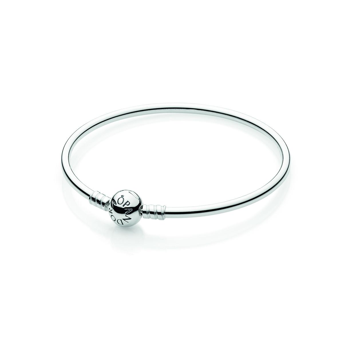 new Pandora silver bangle - neuer Silberarmreif 2013