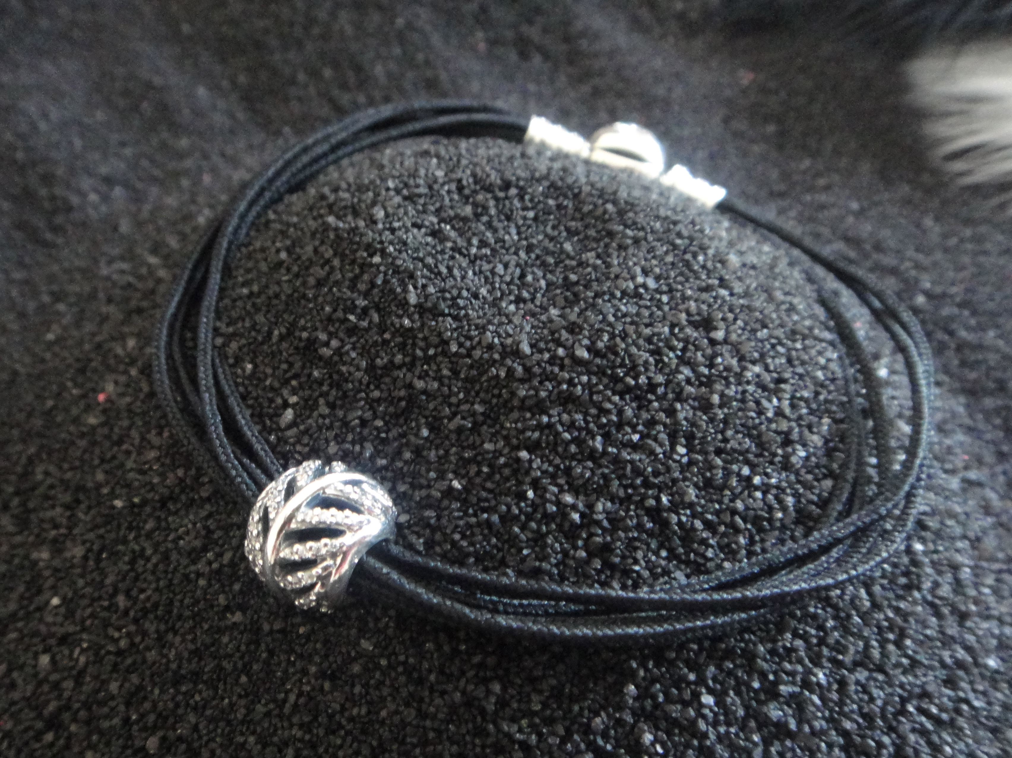 Feather Story - Pavé Feather Charm