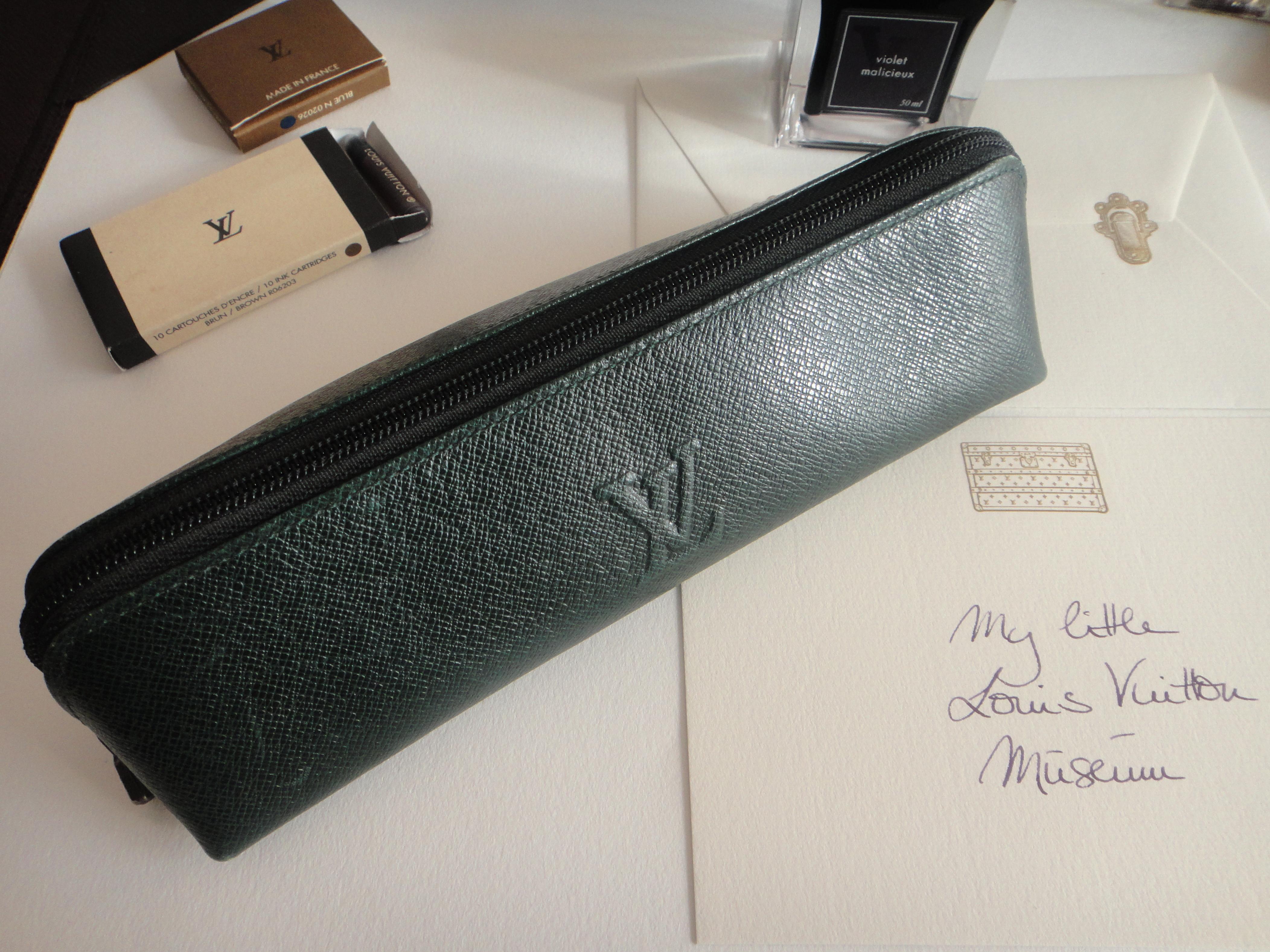 Pencil Case - Louis Vuitton - Stifteetui
