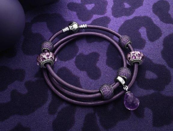 more purple - noch mehr lila - Foto (c) Pandora
